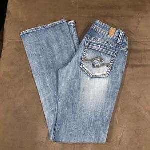 Maurices Morgan Bootcut Jeans Size 1 2